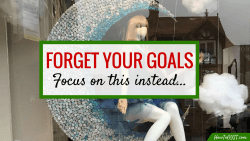 Here's why you're failing at your goal & what you can do about it | Stop failing, start succeeding | Achieving goals | Chasing dreams | Resolutions