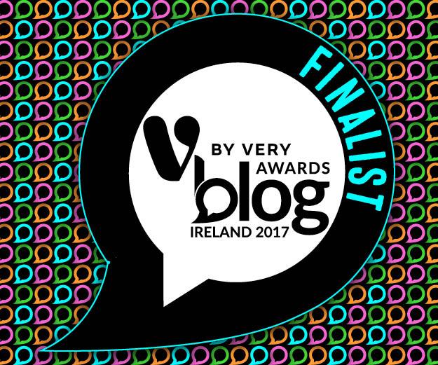 Blog Awards Ireland 2017 Finalist | September 2017 HowToGYST vlog category
