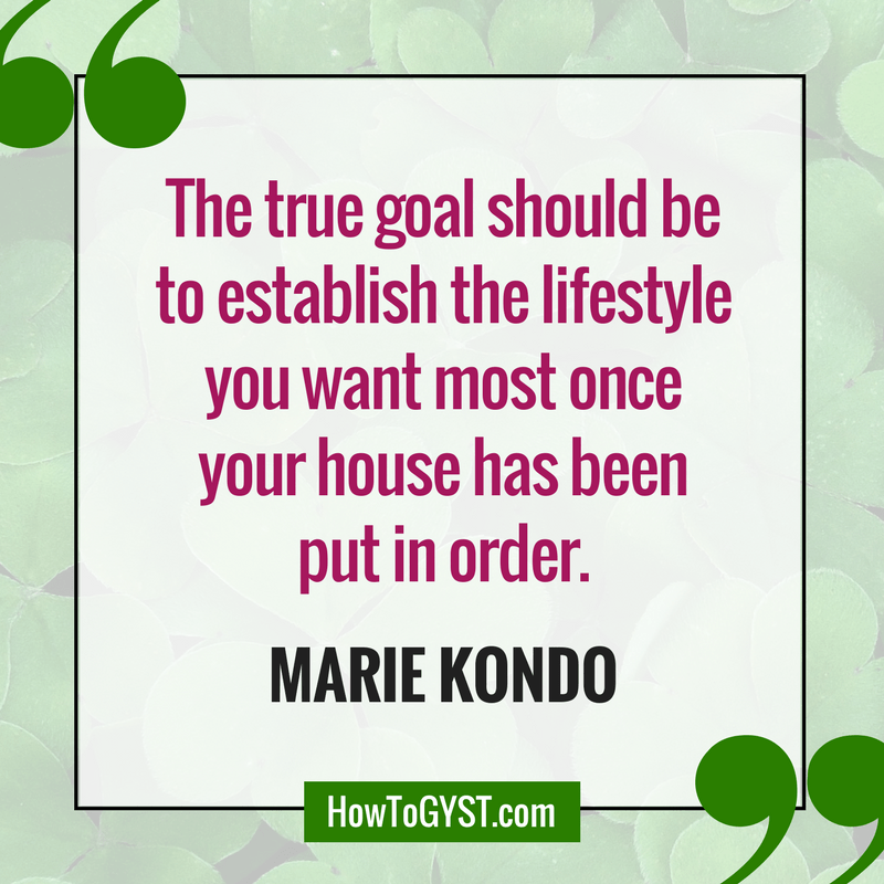 """Why You Shouldn't Dread The """"Hobby"""" Category Of The KonMari Method   craft supplies   crafting   Marie Kondo"""