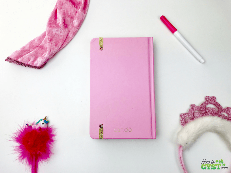 The Ultimate Gift Guide for Stationery Lovers | Looking for gift ideas for the stationery addict in your life? Try a planner | Ban.do agenda, I Am Very Busy 2017 planner, back cover | Stationery addict | Planner addict | Planner nerd | planners