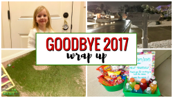 Goodbye 2017. Here's a wrap-up of how it treated me, both personally and professionally.