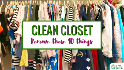 Closet Clear-Out: 10 things to remove from your closet right now
