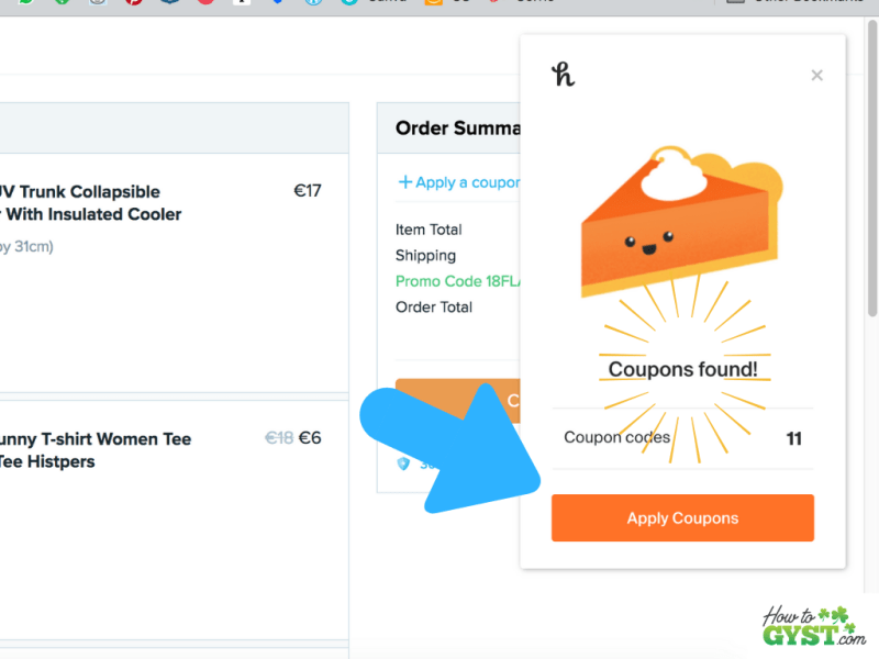 How To Save Money This Christmas   Honey extension for Chrome to find coupon codes