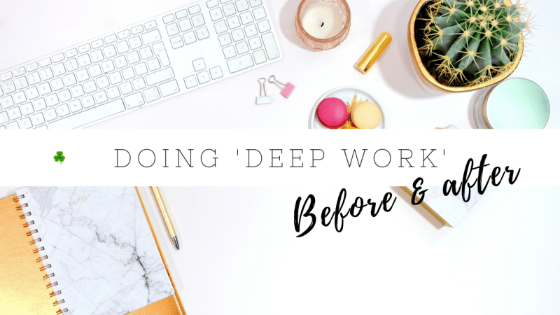 """Cal Newport's """"Deep Work"""" - what is it and does it work?"""