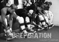 Mental game in Hockey