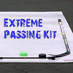 Roll up Shooting Pad – Extreme Passing Kit Review