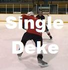 single-deke