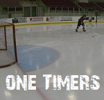 How to perfect the one-timer