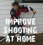 Simple Tips to Improve Your Shooting at Home