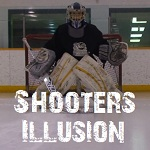 Shooters Illusion – See the Net Through the Eyes of the Puck