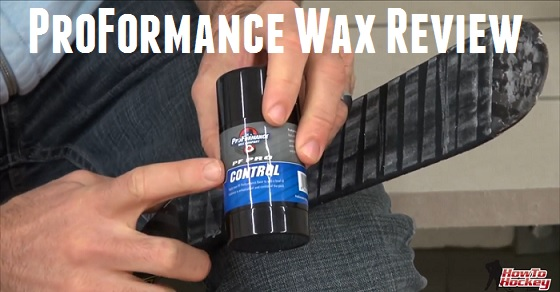 Proformance Hockey Wax Review