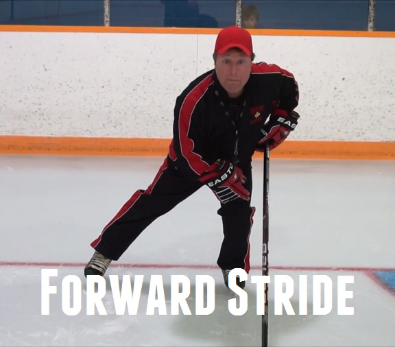 Improve Your Forward Stride: Learn to Skate Episode 5