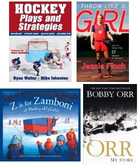 good-hockey-books