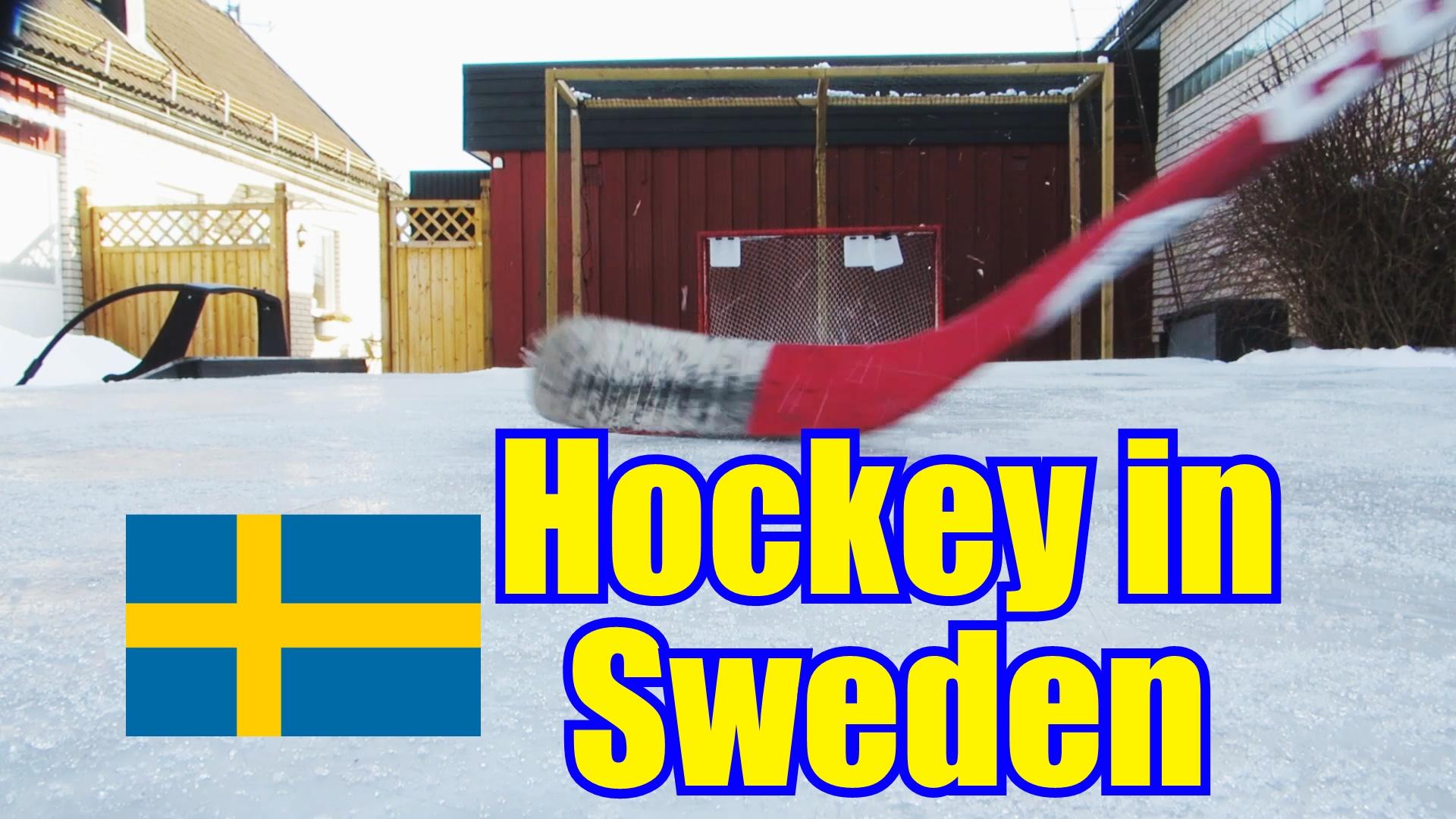 Hockey in Sweden