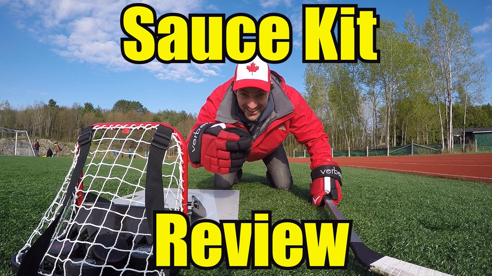 Hockey Sauce Kit Review