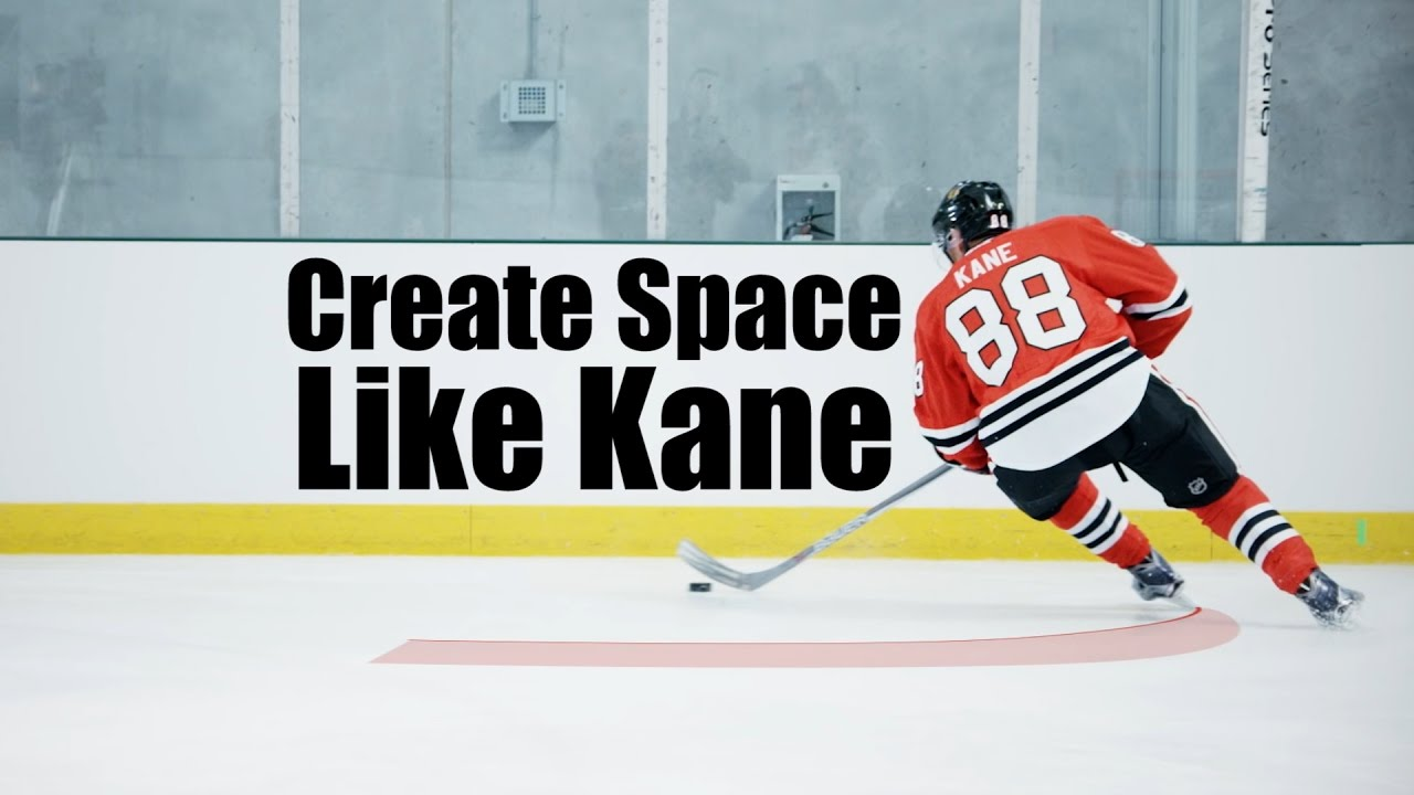 Create Space like Patrick Kane – Adam Nicholas