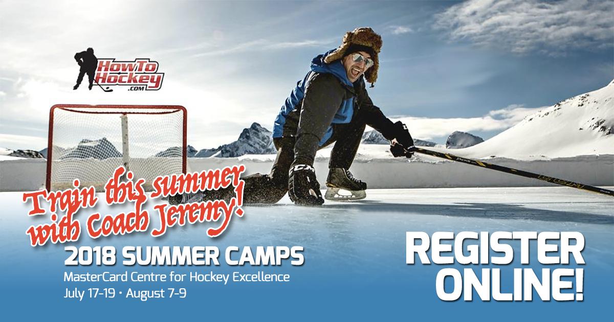 How To Hockey Toronto Summer Hockey Camp 2018 – Mastercard centre