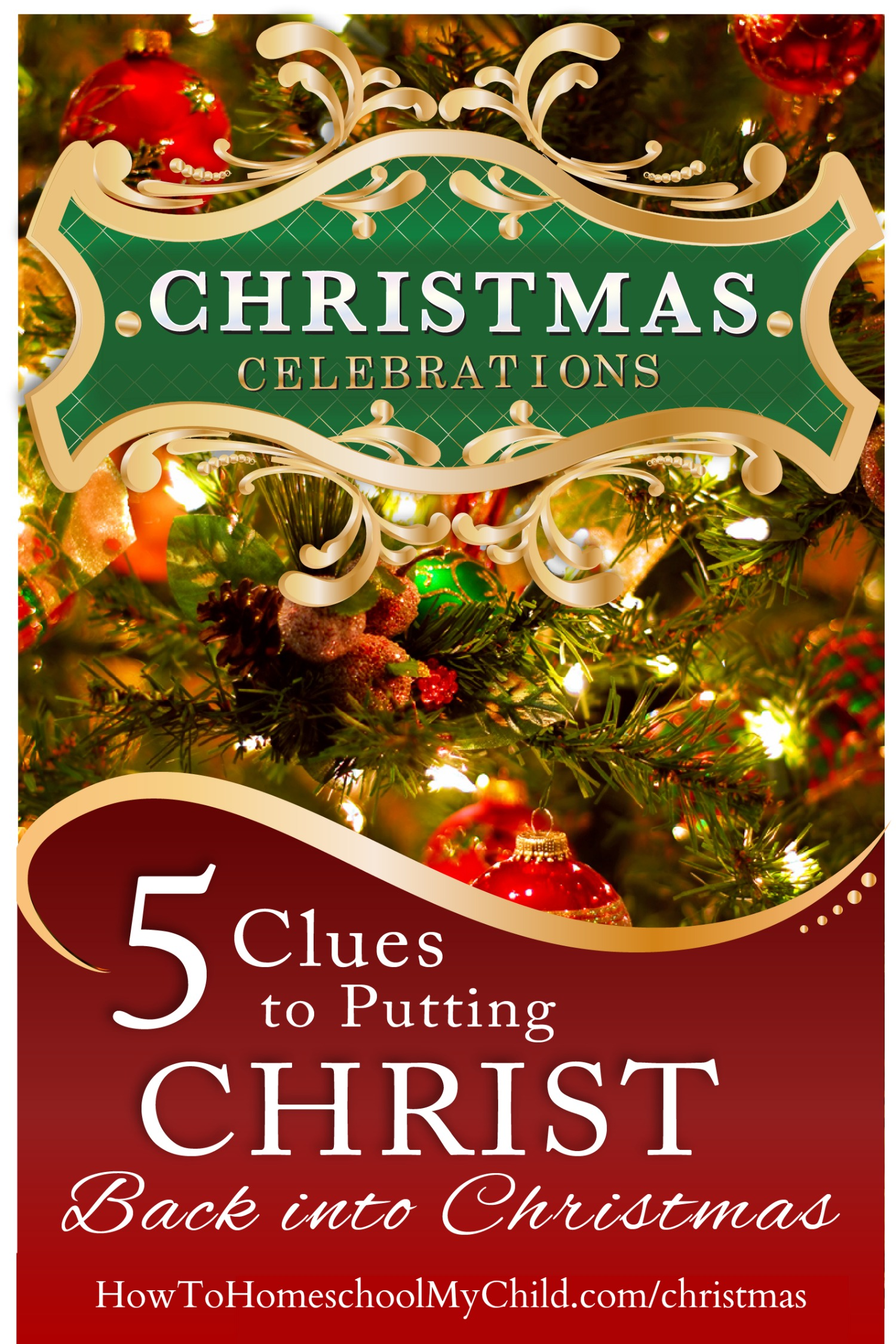 5 Clues To Put Christ Back Into Christmas Amp Add Meaning To