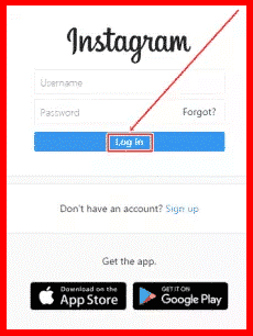 On the other hand, Instagram is readily available on your iphone as well as Android devices. To complete Instagram login can be done through the Instagram app or from the internet. You can likewise address Instagram login with Facebook problems from the website user interface of Instagram. Likewise, you can complete Instagram login with Twitter. Instagram Login With Facebook Account Instagram Login 1. See the Instagram Login Web Page.