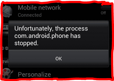 """How to fix """"unfortunately app has stopped"""" errors"""