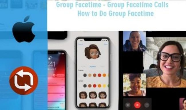Group Facetime - Group Facetime Calls, How to Do Group Facetime