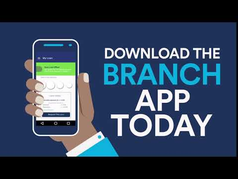 Branch App Loan Money Anytime Anywhere - Download Branch App Loan