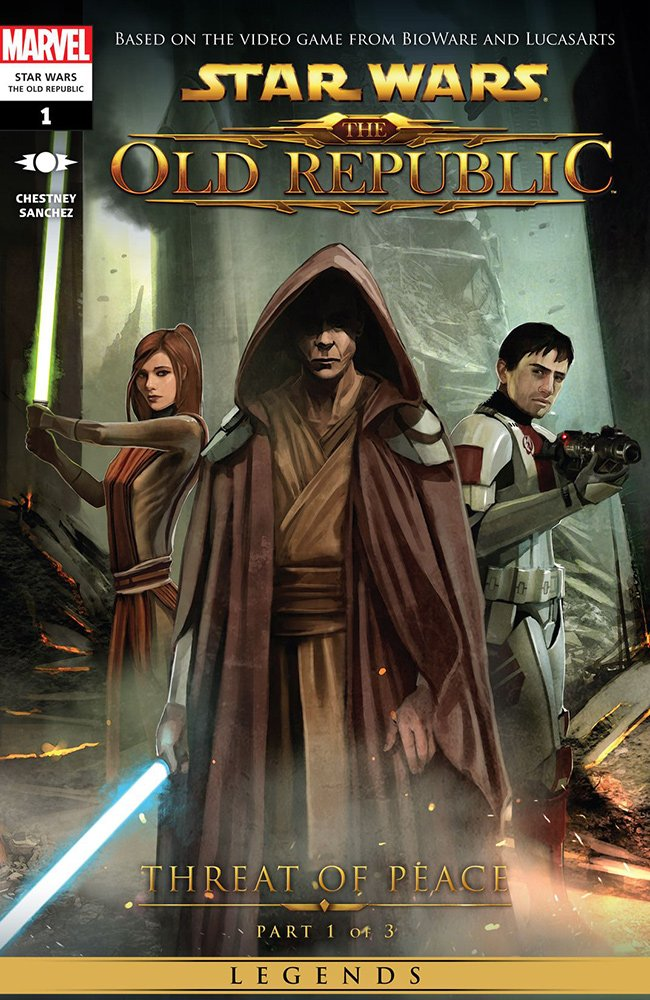 Star Wars Timeline Old Republic : timeline, republic, Legends, Continuity, Comics, Reading, Order