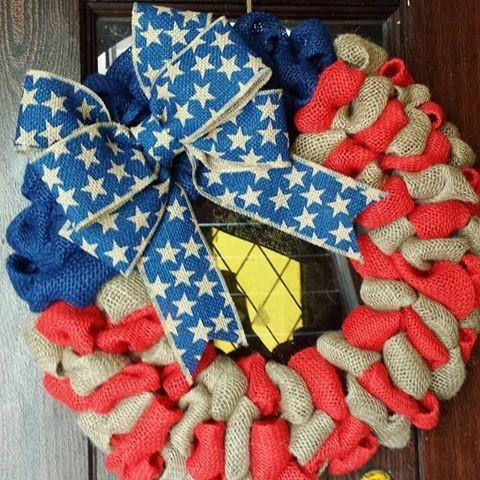 patriotic decorations how to