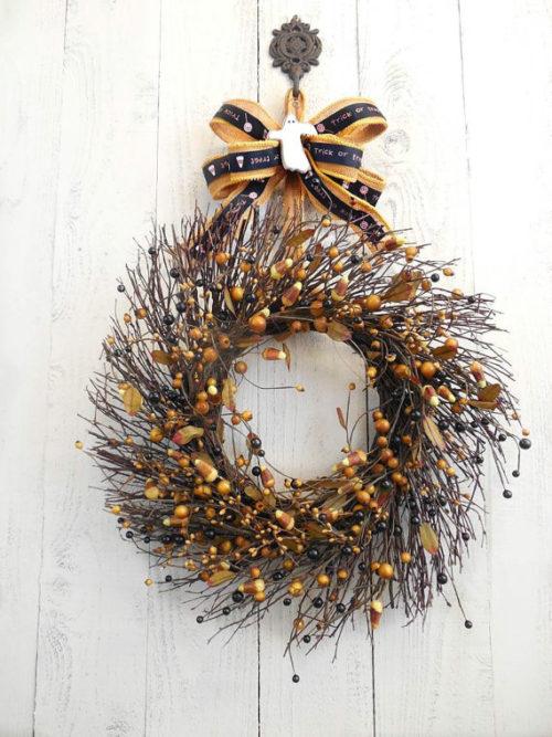 halloween wreaths archives