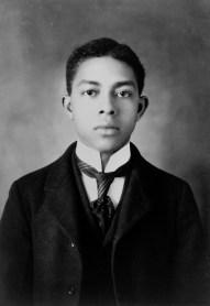 Чернокожий мальчик 1900-х годов. Чем не молодой Элджи?