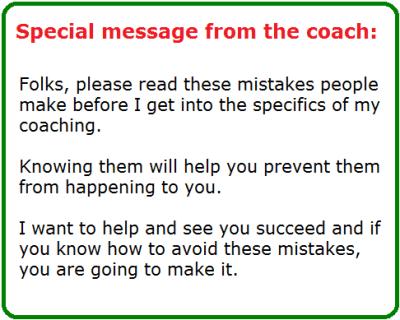 internet marketing coach