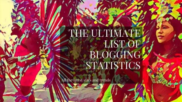 Blogging statistics and trends