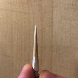 oboe reed with little definition