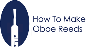 How To Make Oboe Reeds Logo (2) (PNG)