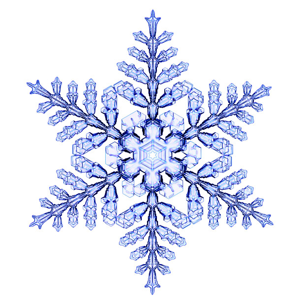 fun facts about snowflakes