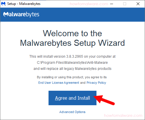 malwarebytes agree