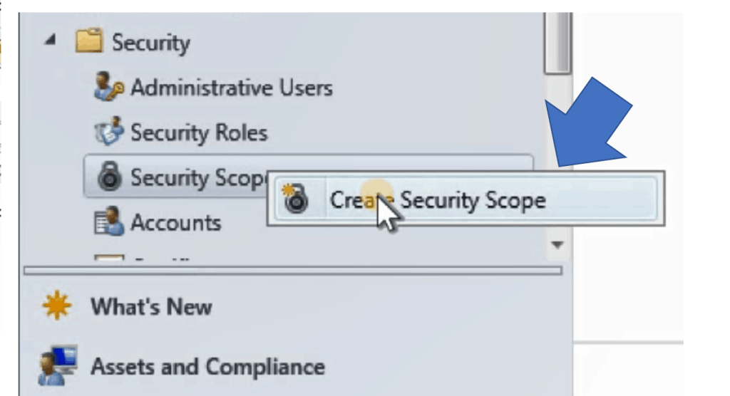 SCCM Folder Permission
