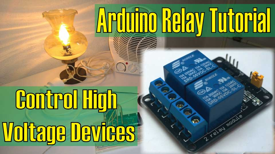 control 4 lighting wiring diagram harley softail frame high voltage devices arduino relay tutorial