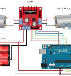 arduino dc motor control tutorial l298n pwm h bridge arduino wiring h no such file or directory arduino wiring h [ 1200 x 709 Pixel ]
