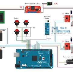 Ado Piso Wifi Wiring Diagram Ford Focus Engine Parts Diy Vending Machine Arduino Based Mechatronics Project Cirucit Schematic
