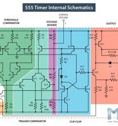555 timer ic working principle block diagram circuit schematics 555 timer ic circuit diagram 555 timer ic schematic diagram [ 1200 x 843 Pixel ]