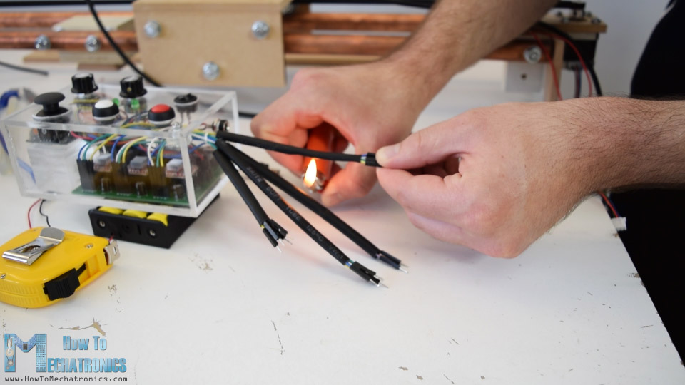 limit switch wiring diagram for telstra phone socket diy motorized camera slider with pan and tilt head arduino based heat shrink tubing jpg