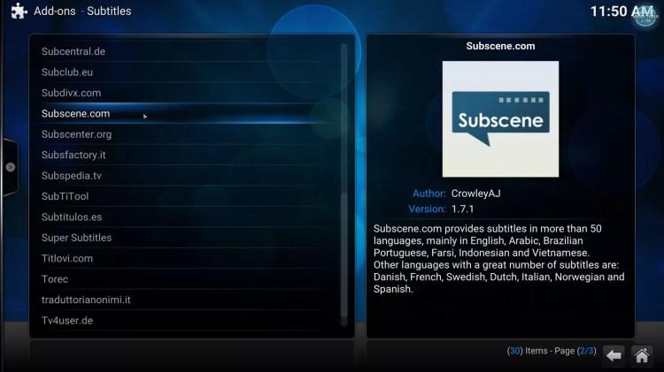 kodi-subtitles-addons