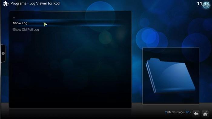 kodi-programs-log-viewer-show-log