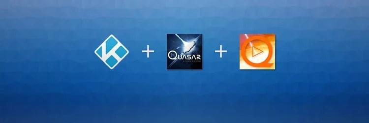 How to install Quasar Burst Providers on Kodi