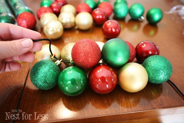 Christmas Garland Ornaments