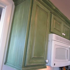 Kitchen Cabinet Crown Molding Table Decorations Get Inspired: Mini-makeover Ideas - How To Nest ...