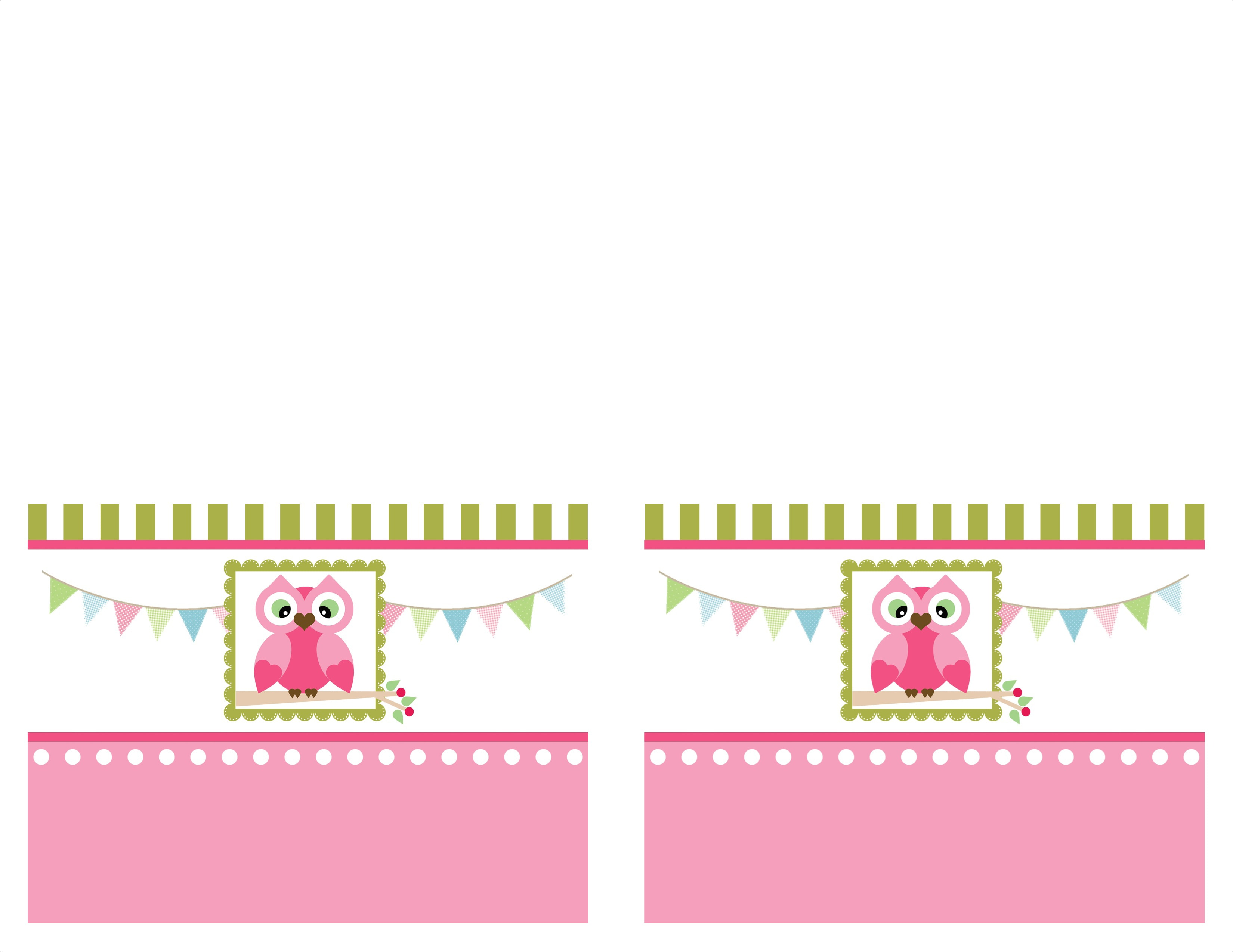 Owl Birthday Party With FREE Printables How To Nest For
