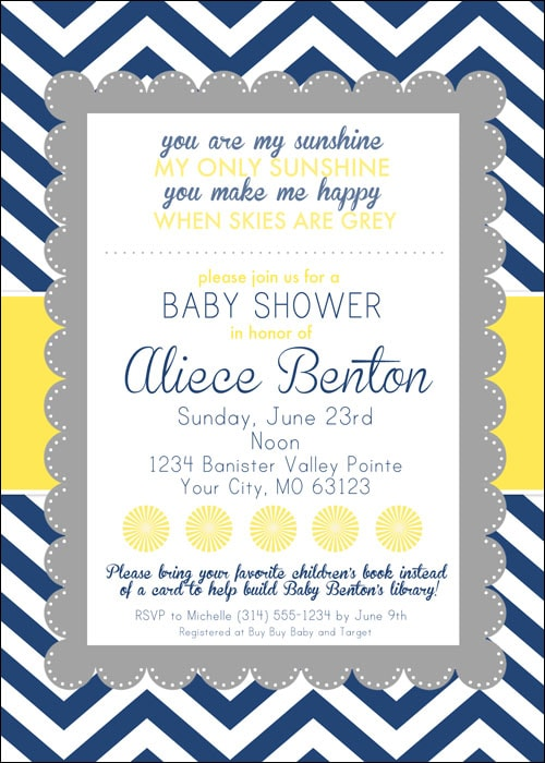 You Are My Sunshine Baby Shower Printables How To Nest For
