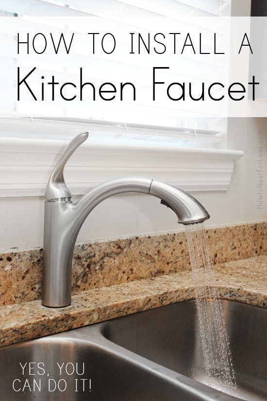moen kitchen soap dispenser lg appliance packages how to install a faucet - nest for less™